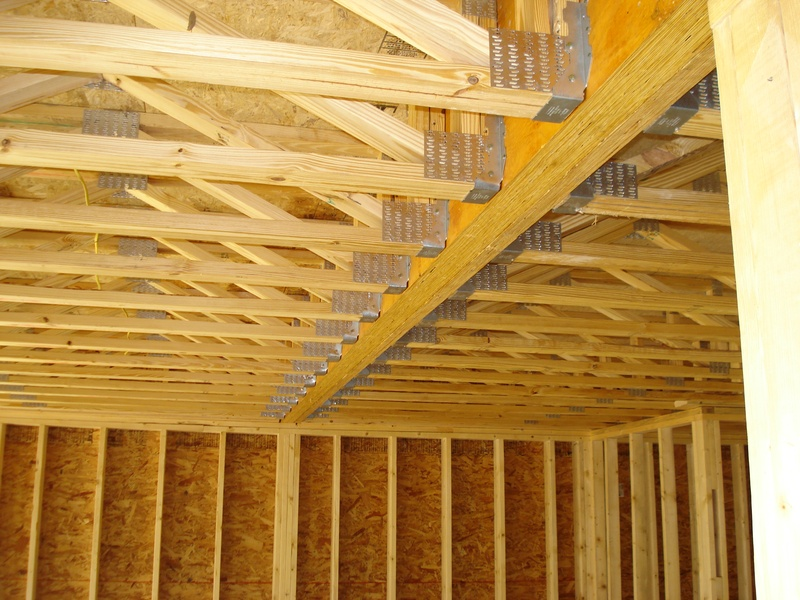 Plumbers box joist plumbers free engine image for user Floor joist trusses